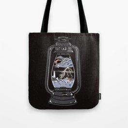 Storm Lantern... Tote Bag