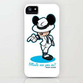 Minn are boy ok iPhone Case
