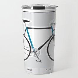 Know Your Bike Travel Mug