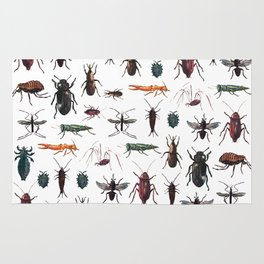 insects invasion Rug