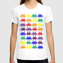 Rainbow Invasion T-shirt