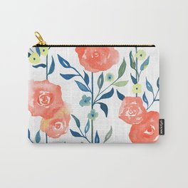 Spring Flowers #3 Carry-All Pouch