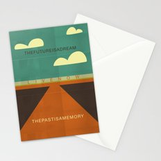 live now Stationery Cards
