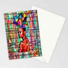 Glimmer Stationery Cards