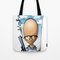 moby Tote Bags featuring Moby by alexviveros.net