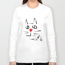 Meow More Long Sleeve T-shirt