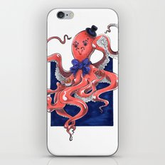 ::Mister Octopus:: iPhone Skin