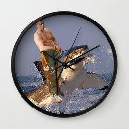 Vladimir Putin Funny Meme Wall Clock