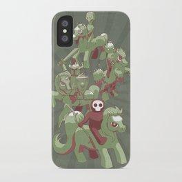 My Little Apocalypse iPhone Case
