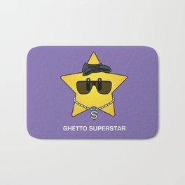 Ghetto Superstar Bath Mat