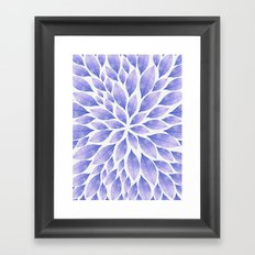 Petal Burst #22 Framed Art Print