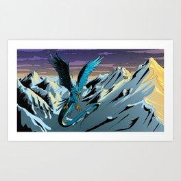 Articuno Art Print