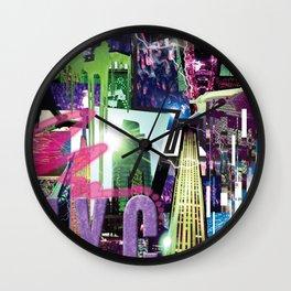 - C A R L Y - N Y C - Wall Clock
