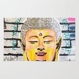 Good Karma Buddha Rug