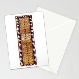 Azerbaijani Northwest Persian Carpet Print Stationery Cards