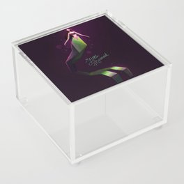 The little mermaid Acrylic Box