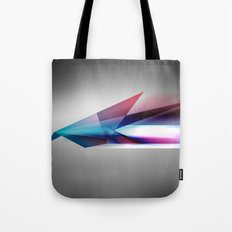 Bird is the Word Vector Art Tote Bag