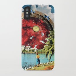 Stargate Installation iPhone Case