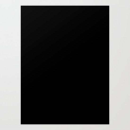 Penguin of the Day Art Print