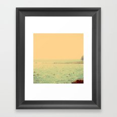 Hazy, Lazy Days of Yore Framed Art Print