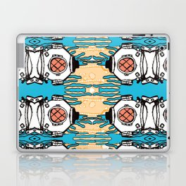 Scuba Squad Laptop & iPad Skin