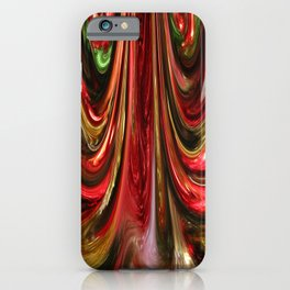 Swathes iPhone Case