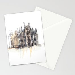 Duomo di Milano. Stationery Cards