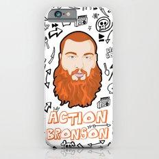 Action Bronson Portrait 2 Slim Case iPhone 6s
