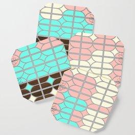 desert modernism Coaster