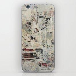 COLLAGE 13 iPhone Skin