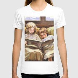 12,000pixel-500dpi - Laura Muntz Lyall - Interesting Story - Digital Remastered Edition T-shirt