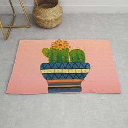 Cactus Painting Rug