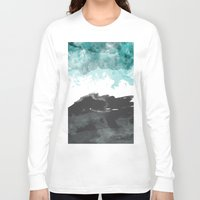 storm Long Sleeve T-shirts featuring storm by Golden Boy