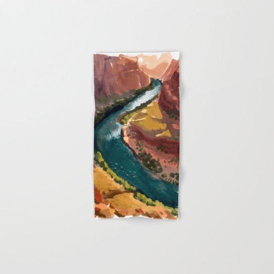 The Grand Canyon Hand & Bath Towel