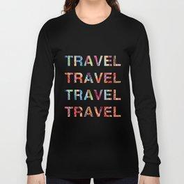 Travel Long Sleeve T-shirt
