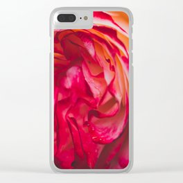 Petals Clear iPhone Case