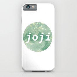 Joji iPhone Case