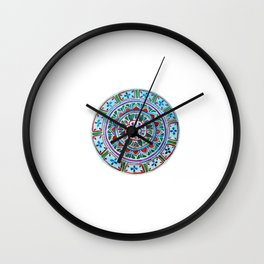 Complex, Imperfect Love Wall Clock