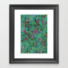 Ripple Effect Framed Art Print