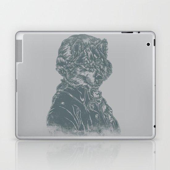 Wolf Amadeus Mozart Laptop & iPad Skin
