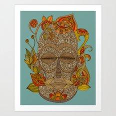 Spirit of Africa Art Print