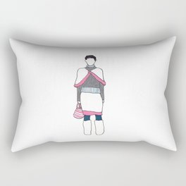 Akemi Rectangular Pillow