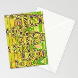 random whack job Stationery Cards