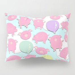 Little Piglets Pillow Sham