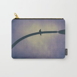 URBAN BIRDS - Waiting for Love Carry-All Pouch