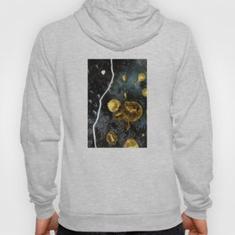 gold dark matter Hoody