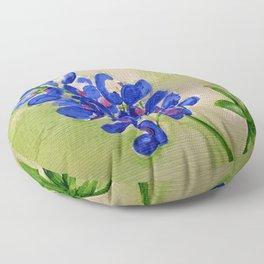 Bluebonnet Floor Pillow