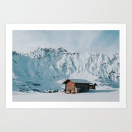 Hello Winter - Landscape and Nature Photography Art Print