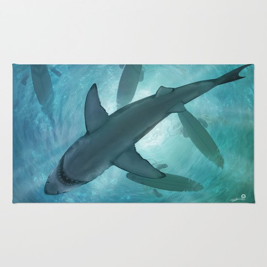 Great White Rug