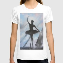 Dancing in Light T-shirt
